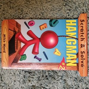 Hangman#2 Scratch&Solve(about2/96 puzzles touched)